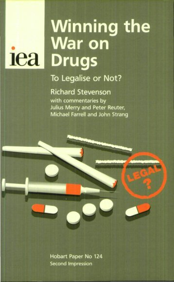 WINNING THE WAR ON DRUGS.pdf - Institute of Economic Affairs
