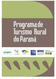 Programa de Turismo Rural - Secretaria da Agricultura e ...