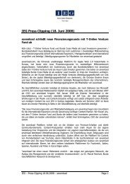 Ieg investment banking polska niemcy learn forex trading in urdu