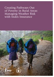 Creating Pathways Out of Poverty in Rural Areas: Managing ... - IFAD
