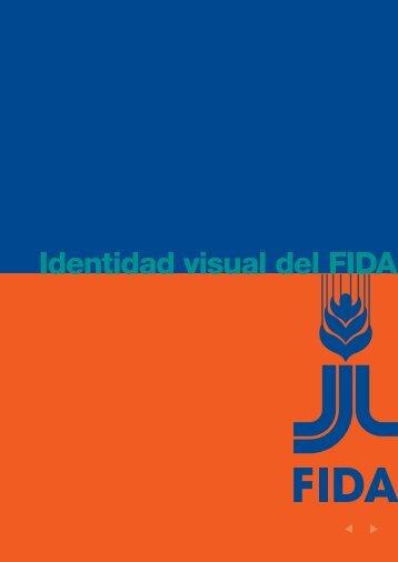 Identidad visual del FIDA - IFAD