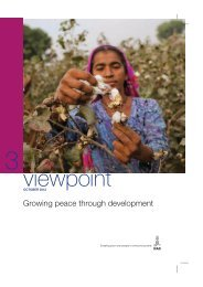 viewpoint - IFAD