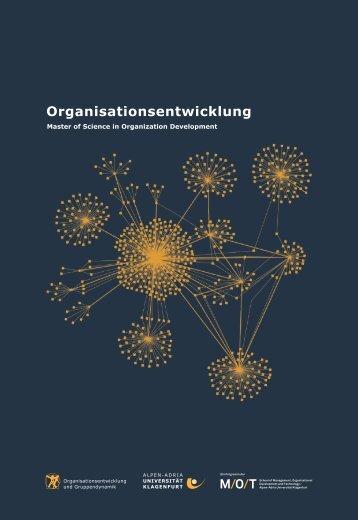 Organisationsentwicklung - Fakultät für Interdisziplinäre Forschung ...