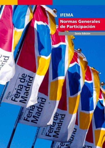 Normas Generales de Participación - Ifema