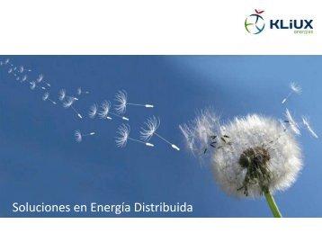 Minieólica pieza clave en la industria de energía distribuida ... - Ifema