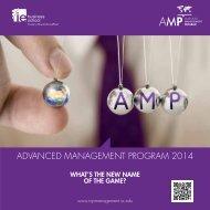 Brochure AMP Blended 2014[pdf] - IE