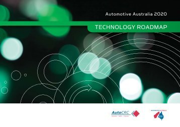 Technology Roadmap - Institute for Manufacturing - University of ...