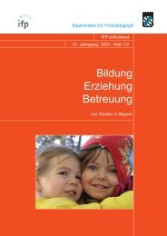 Infodienst Innen-letzte.ps [ 1 ], page 1-68 @ Normalize ... - IFP - Bayern