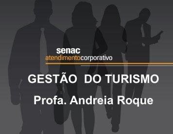 gestão do turismo parte 1 - IDESTUR - Instituto de Desenvolvimento ...