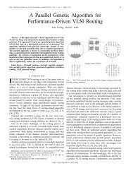 A Parallel Genetic Algorithm For Performance-driven VLSI Routing ...
