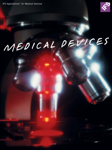 Medical devices - IFS
