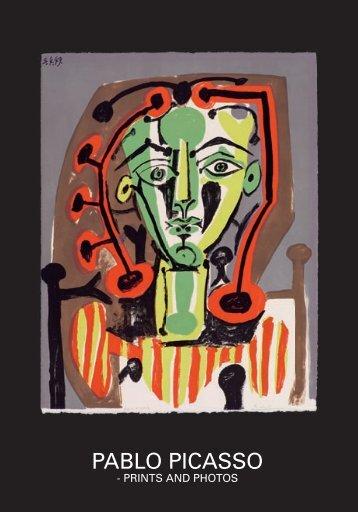 PABLO PICASSO - Galerie Boisseree