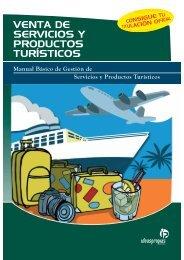 venta de servicios y productos turísticos - Ideaspropias Editorial