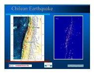 Chilean Earthquake, Vault Interface Encloser