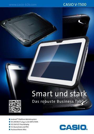 Smart und stark - casio-b2b