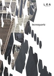 tecnoquartz - IdeeArredo - Idee per arredare la casa