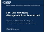 Download der Präsentation (PDF, 510 KB) - Initiative Gesundheit ...