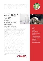 Aura UNIQUE -S/-D/-T - Aura Light