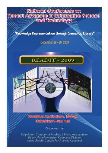 READIT - 2009 - Indira Gandhi Centre for Atomic Research