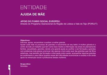 AJUDA DE MÃE - Instituto de Gestão do Fundo Social Europeu