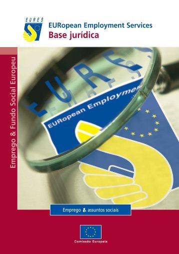 Base jurídica - Instituto de Gestão do Fundo Social Europeu