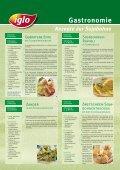 Infoblatt Sojabohne - bei Iglo Gastronomie! - Seite 2