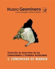 minerales Museo-:Maquetación 1 - Instituto Geológico y Minero de ...