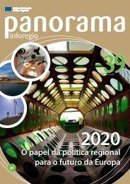2020 - O papel da política regional para o futuro da Europa