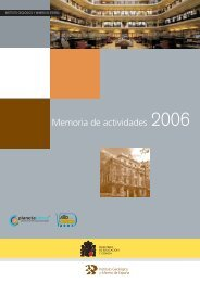 Presentacio?n:Maquetación 1 - Instituto Geológico y Minero de ...