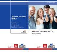 Wissen buchen 2012 - IG Metall Gevelsberg Hattingen