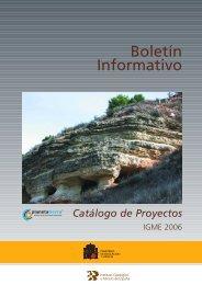 2006 - Instituto Geológico y Minero de España