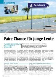 Artikel zum Tarifvertrag in der metallzeitung 9/2012 - IG-Metall