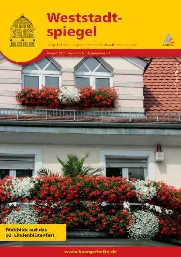Weststadt- eststadt- spiegel - KA-News
