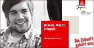 Jugendbildungsprogramm 2013 - IG Metall Niedersachsen und ...