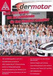 2011-04 Der Motor - IG Metall Salzgitter-Peine