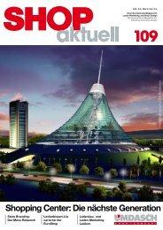 Shopping Center: Die nächste Generation - Shop Consult by Umdasch