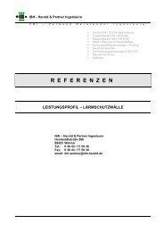 Download - IBH - Herold + Partner Ingenieure