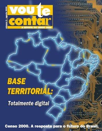 Revista do Censo nº 02 - IBGE