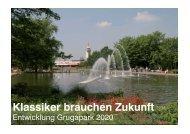 Grugapark 2020 - Interessengemeinschaft Rüttenscheid IGR