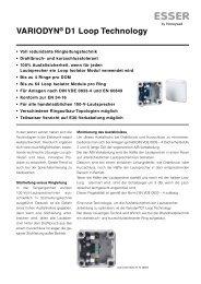 VARIODYN® D1 Loop Technology
