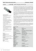Honeywell - EQUIP™- Kamera-Serie - IGS-Industrielle ... - Seite 5