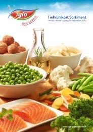 Rezept Tipp - bei Iglo Gastronomie!