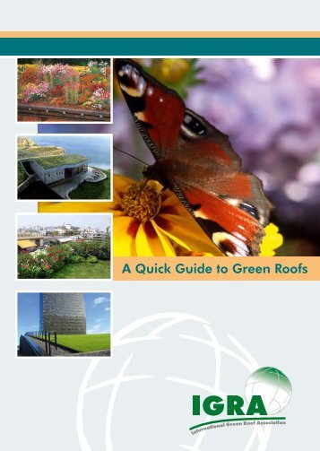 A Quick Guide to Green Roofs - International Green Roof Association