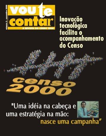 Revista do Censo nº 03 - IBGE