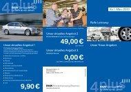 9,90 € 49,00 € 0,00 € - BMW Niederlassung Bremen