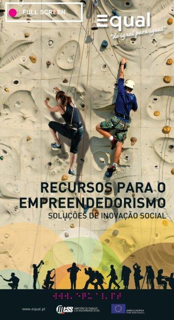 Recursos para o Empreendedorismo - Instituto de Gestão do Fundo ...