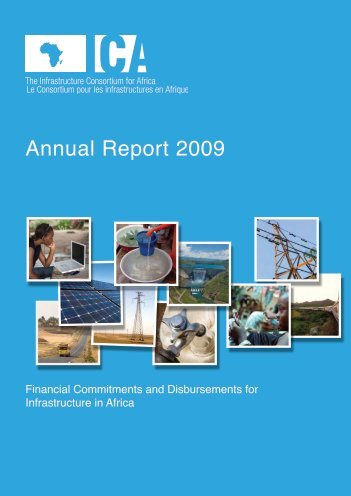 Download Annual Report - The Infrastructure Consortium for Africa