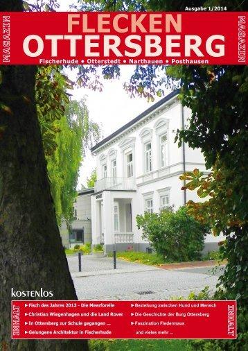Flecken Ottersberg - Magazin 1/2014