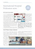 World Hospitals and Health Services - International Hospital ... - Page 4