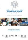 World Hospitals and Health Services - International Hospital ... - Page 6